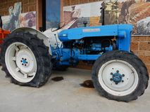 Fordson Super Major Tractor Stock Image