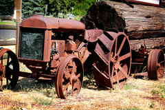 Fordson tractor Royalty Free Stock Image