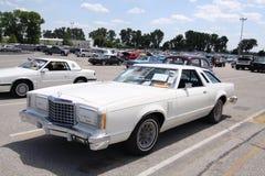 FordThunderbird 1978 Lizenzfreies Stockbild