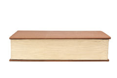 Fore edge of a book Stock Photo