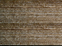 Fore edge of a book - texture or background Stock Image