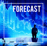Forecast Estimate Precision Predictable Concept Royalty Free Stock Images
