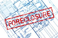 Foreclosure Royalty Free Stock Photography