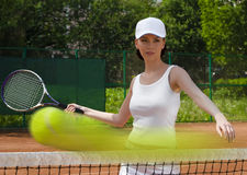Forehand Royalty Free Stock Image
