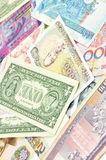 Foreign currency Stock Images