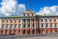 Foreign Office of Sweden in Stockholm. Royalty Free Stock Photography