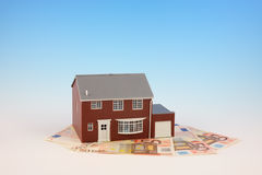 Foreign Property Speculation Royalty Free Stock Image