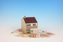 Foreign Property Speculation stock images