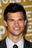 Foreigner,Taylor Lautner Royalty Free Stock Photos