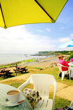 Foreland, Bembridge, Isle of Wight. Royalty Free Stock Photography