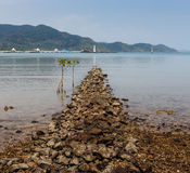 Foreland on the island of Koh Chang Stock Photo