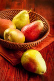 Forelle Pears Royalty Free Stock Photos