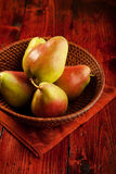 Forelle Pears Royalty Free Stock Photography