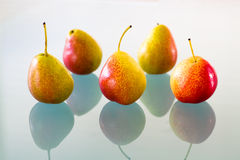 Forelle pears Royalty Free Stock Images