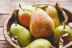 Forelle Pears Royaltyfri Fotografi