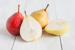 Forelle Pears Stock Image