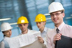 Foreman Stock Photography