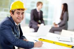 Foreman Royalty Free Stock Images