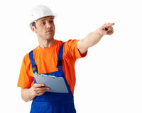 Foreman Royalty Free Stock Image