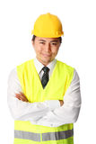 Foreman, on the job Stock Images
