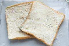 Foremka chlebowy eksperyment Obraz Royalty Free