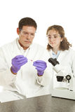 Forensic Science Royalty Free Stock Photography