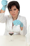 Forensic science royalty free stock photo