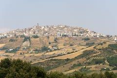 Forenza (Potenza, Basilicata, Italy) Stock Image