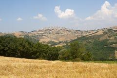 Forenza (Potenza, Basilicata, Italy) Royalty Free Stock Photography