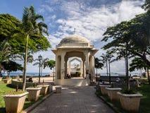Foreordain ogródy w Kamiennym miasteczku, Zanzibar zdjęcie royalty free