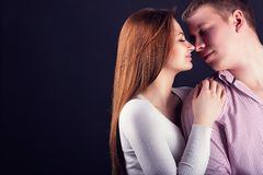 Foreplay Royalty Free Stock Image