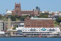 Foreshore de Newcastle, Newcastle Novo Gales do Sul, Austrália fotografia de stock royalty free