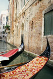 Foreshorting in Venice Stock Images