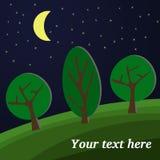 Forest-15 illustration libre de droits