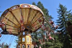 Forest Amusement Park Stock Photography