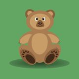 Forest bear Royalty Free Stock Photo