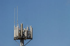 Mobile tower Royalty Free Stock Photography