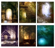 Forest Dreams_02 Stock Photography