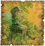 Forest Fairy Imágenes de archivo libres de regalías