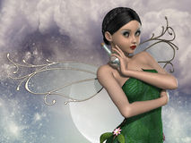 Forest fairy Stock Images