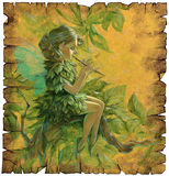 Forest fairy Royalty Free Stock Images