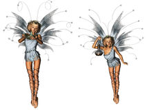 Forest Fairy Pack stock illustration