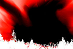 Forest Fire. Abstract background design image Stock Photo