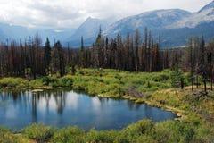 Glacier National Park, Montana, USA Stock Image