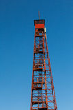 Forest Fire Lookout Tower Royalty Free Stock Images
