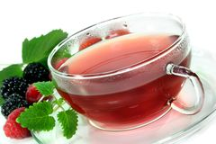 Forest Fruit Tea Royalty Free Stock Photo