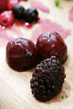 Forest fruits Royalty Free Stock Photos
