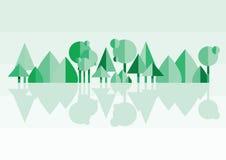 Forest Green Imágenes de archivo libres de regalías