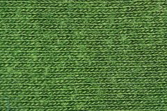 Forest green cotton fibres stock photography