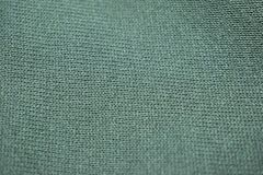 Forest Green Factory Knit Fabric-Beschaffenheits-Nahaufnahme stockfotografie